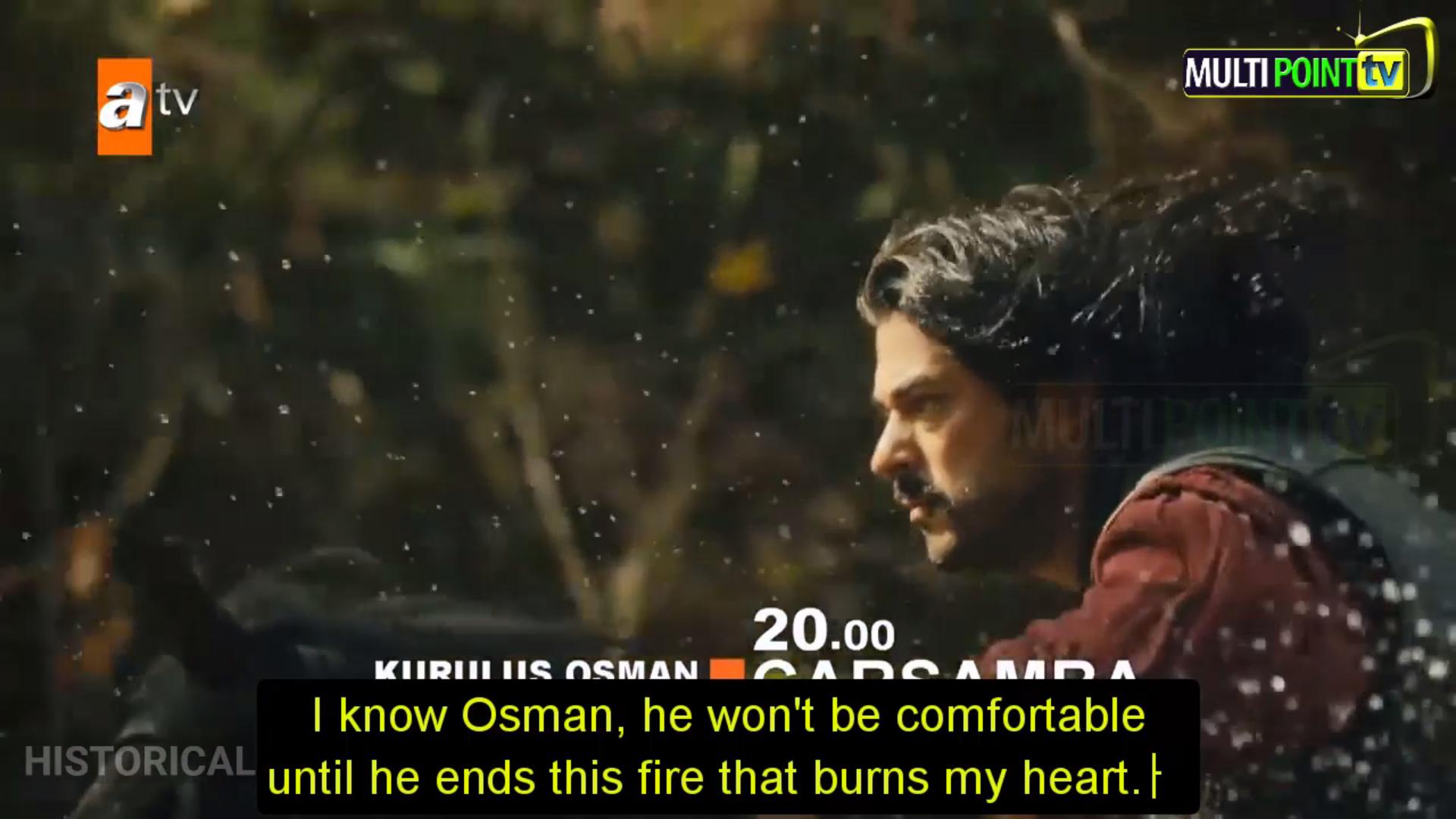 Kurulus Osman with English Subtitle: 1×3