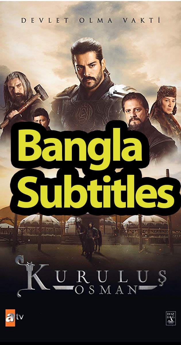 Kurulus Osman Bangla Subtitles