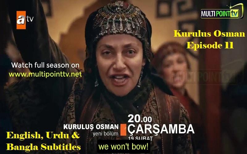 Kurulus Osman with English Subtitles: 1×11