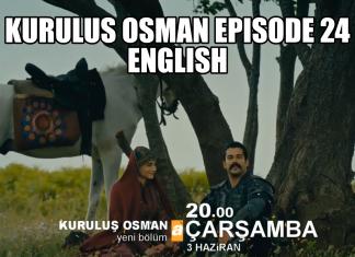 Kurulus Osman Episode