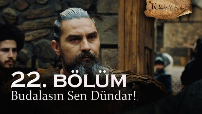 kurulus osman episode 22