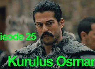 kurulus osman episode 25