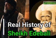 Who was Sheikh edebali