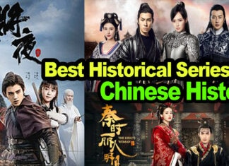 chinese historical tv series