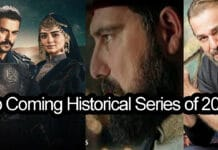 Up-coming Turkish Historical TV Series