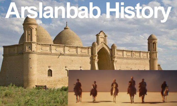 arslanbab history