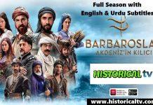 Watch Barbaroslar Season 1 with English & Urdu Subtitles Free of Cost
